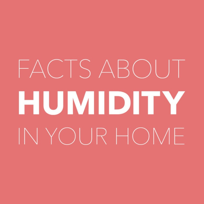 humidity indoor air quality