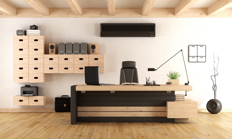 ductless-office-area
