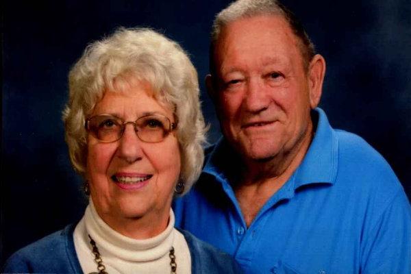 Mert and Linda Gagle.